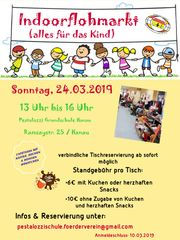 2 Kinderflohmarkt in der Pestalozzi