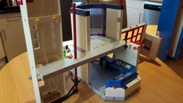 Playmobil 4819 Feuerwehrstation In Pommelsbrunn Spielzeug Lego
