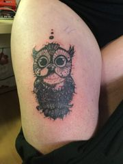 Neues Tattoo oder