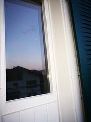 Fenster lackieren/malen