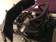 Kompletter fanatec Simulator top Zustand