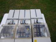 3 Zählertafeln mit NH00 Vorsicherung