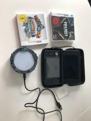Nintendo 3D XL mit Zubehör