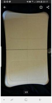 Wii Fit Board Weiß