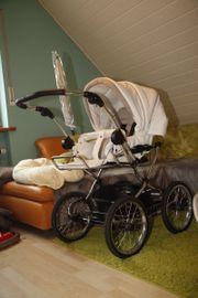 Teutonia Kinderwagen Elegance,