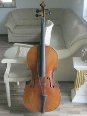 Altes Cello Alb.