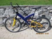 Mountainbike Vollfederung 52