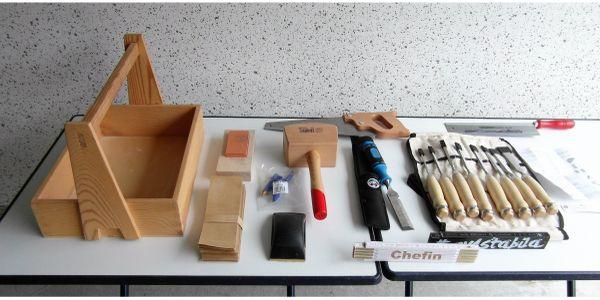 Schreiner Tischler schreiner tischler werkzeug 19 teilig in albstadt holz kaufen
