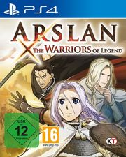 PS4 Arslan the warrior of