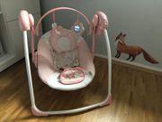Ingenuity Elektrische Baby Schaukel Tragbar