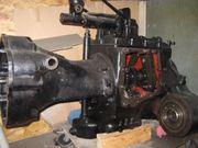 Unimog 411 Getriebe