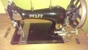 PFAFF Nähmaschine - Sammlerstück
