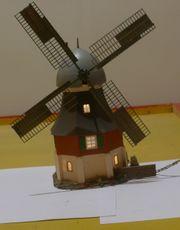 Faller Windmühle für