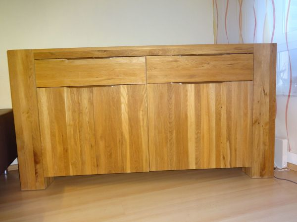 Sideboard wildeiche massiv sideboard wildeiche massiv for Sideboard loca