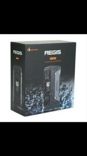 GeekVape Eagis100W Box NEU incl
