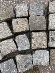 gebrauchtes Granitpflaster