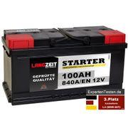 Autobatterie 100Ah 12V *