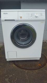 Waschmaschine von Miele NOVOTRONIC W