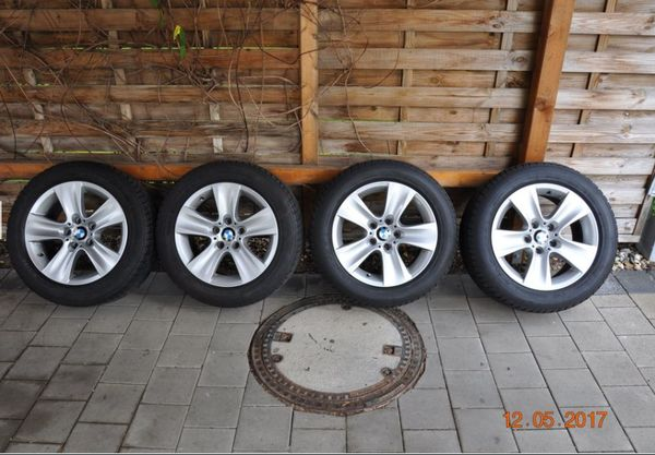 Felgen mit Reifen 17-Zoll