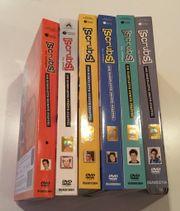 Scrubs-DVDs - Staffeln