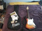 harley benton standard series E-Gitarre
