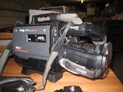 VHS Kamera mit