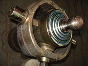 Kipperstempel, Teleskopzylinder, Hydraulik-