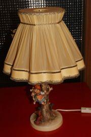 Goebel Porzellan Lampe /