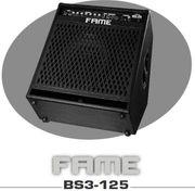 Bassverstärker BS3-125 der Marke Fame