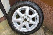 Volkswagen Dunlop Reifen Inklusive Felge