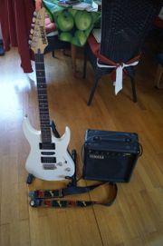 Yamaha E-Gitarre +