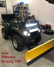 Quad Yamaha Grizzly