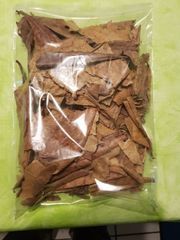 Weihnachtsaktion - 50 gr Seemandelbaumblätter Bruchlaub -