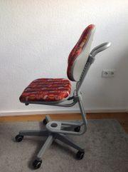 Schreibtischstuhl Rovo, mitwachsend