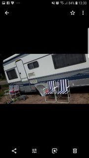 Fendt 150 Caravan 2001 mit