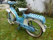 Oldtimer Moped u.