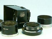 Leica M diverse Gegenlichtblenden von