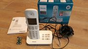 Philips D405 Schnurloses Telefon mit