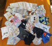 55 Teile Babykleidung ab Gr