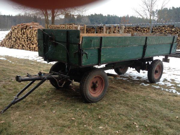 Ackerwagen, Gummiwagen, Landwirtschaft » Traktoren, Landwirtschaftliche Fahrzeuge