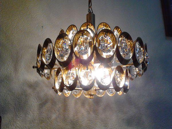 Kronleuchter Kristall Antiquität » Lampen