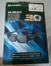 3D Brille'n