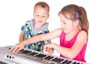 Keyboardunterricht für Kinder Erwachsene und