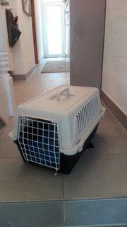 Katzen Transport Box neuwertig