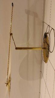 Stehlampe Messing-Design