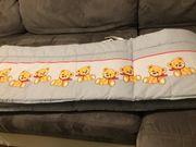 Baby Bett Randschutz