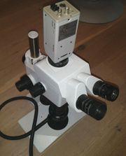 Olympus SZX12 Stereo Mikroskop mit