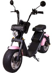 Harley Big Wheel Scooter 2