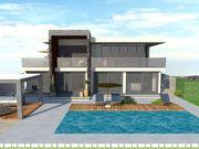 Sibenik Kroatien - Moderne Villa mit