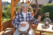 5 String Banjo Unterricht